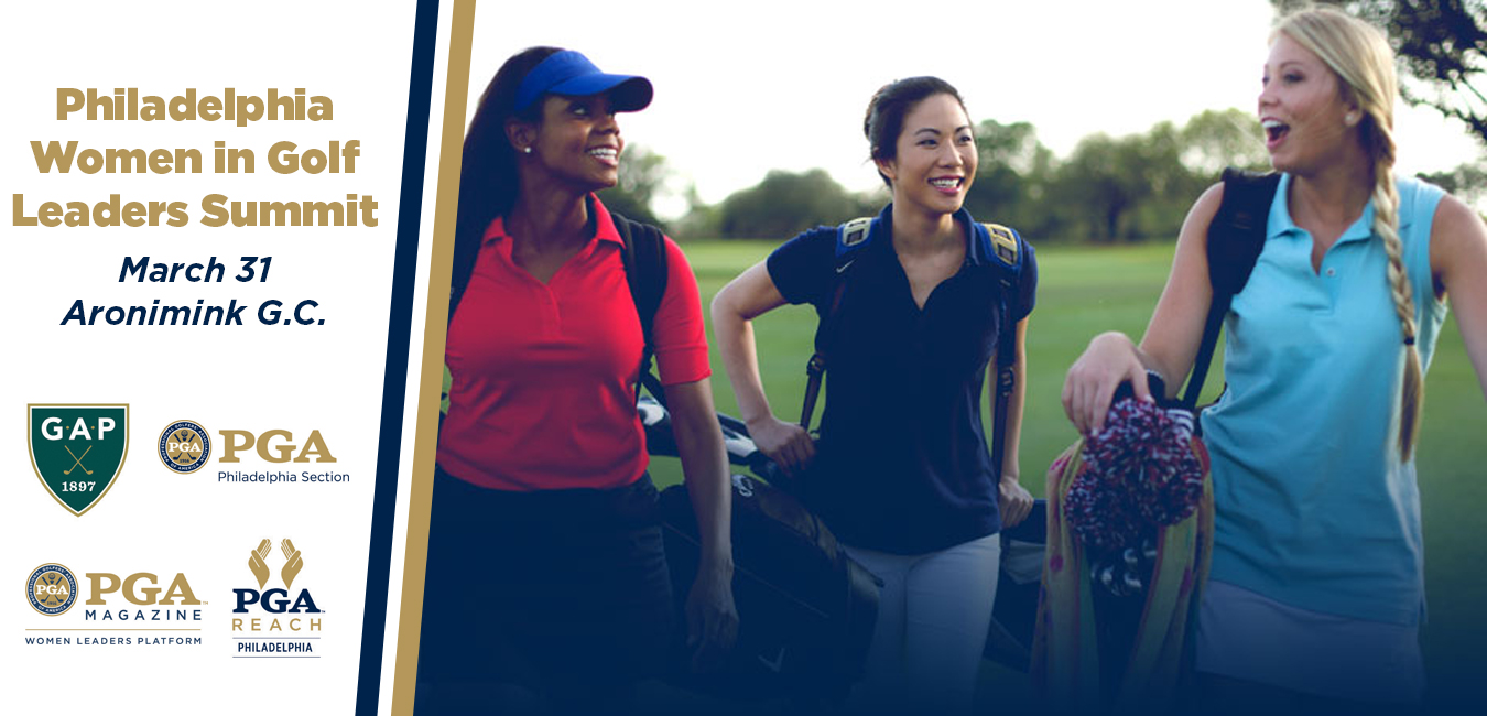 Attend the Philadelphia Women in Golf Leaders Summit