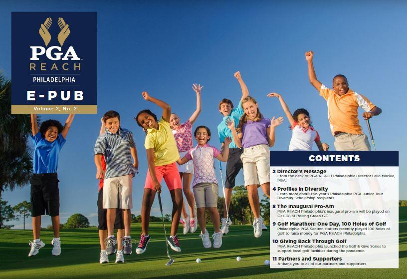 PGA REACH Philadelphia's Summer 2020 Update